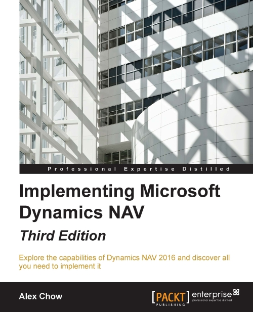 Implementing Dynamics NAV Book